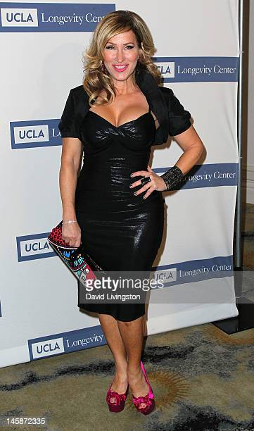 Actress Lisa Ann Walter attends the UCLA Longevity Center's 2012 ICON Awards at the Beverly Hills Hotel on June 6 2012 in Beverly Hills California