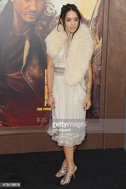 Actress Lisa Bonet arrives at the Los Angeles Premiere 'Mad Max Fury Road' at TCL Chinese Theatre IMAX on May 7 2015 in Hollywood California