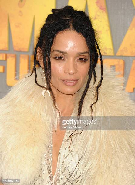 Actress Lisa Bonet arrives at the 'Mad Max Fury Road' Los Angeles Premiere at TCL Chinese Theatre IMAX on May 7 2015 in Hollywood California
