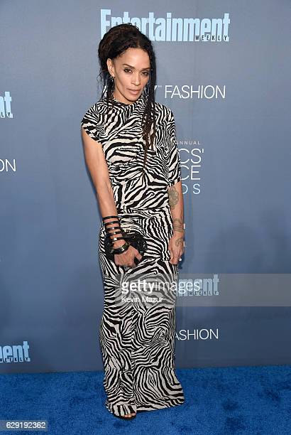 Actress Lisa Bonet attends The 22nd Annual Critics' Choice Awards at Barker Hangar on December 11 2016 in Santa Monica California