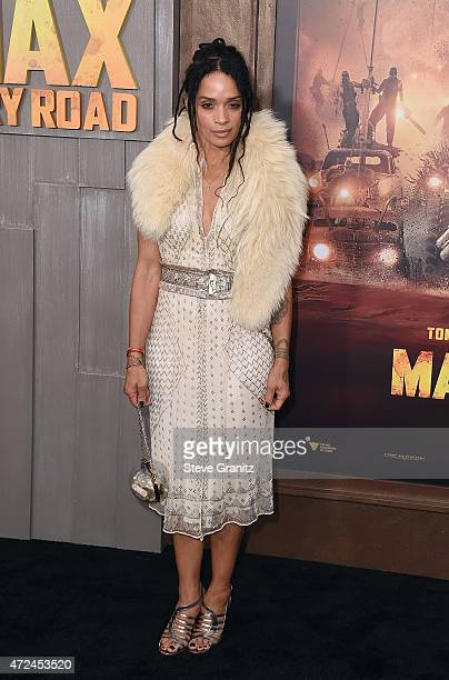 Actress Lisa Bonet attends the premiere of Warner Bros Pictures' 'Mad Max Fury Road' at TCL Chinese Theatre on May 7 2015 in Hollywood California