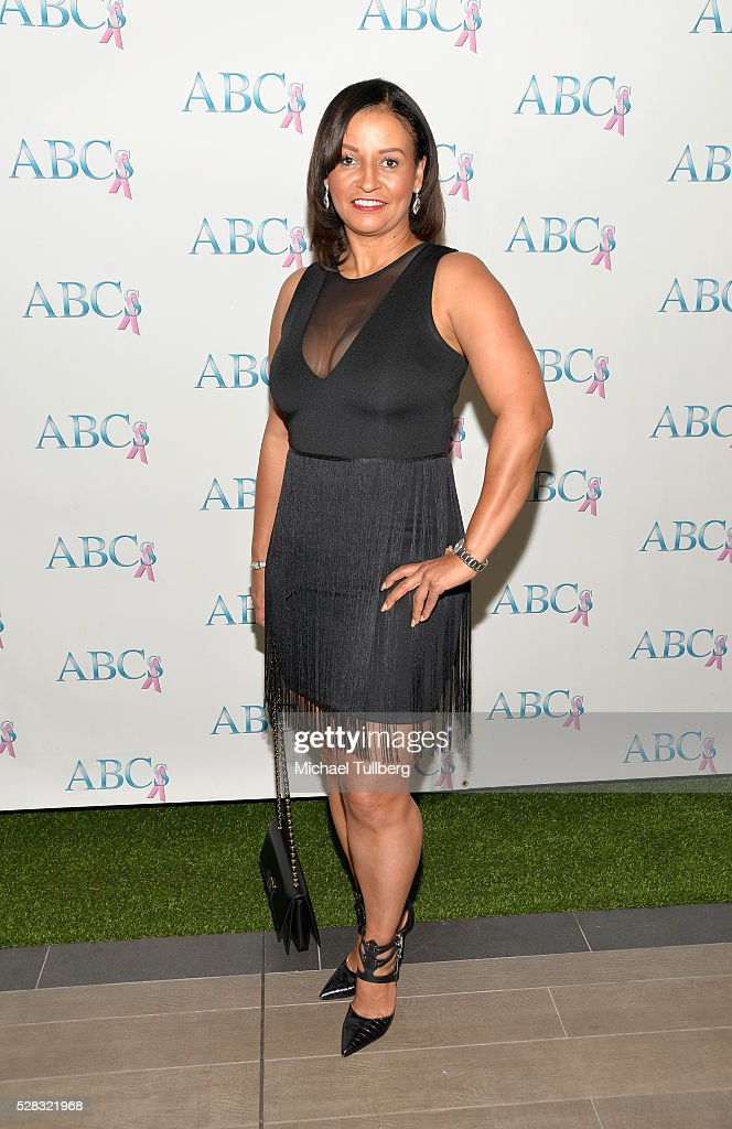 Actress Lisa Brunson attends the Associates For Breast and Prostate Cancer Studies' annual Mother's Day Luncheon at Four Seasons Hotel Los Angeles at Beverly Hills on May 4, 2016 in Los Angeles, California.