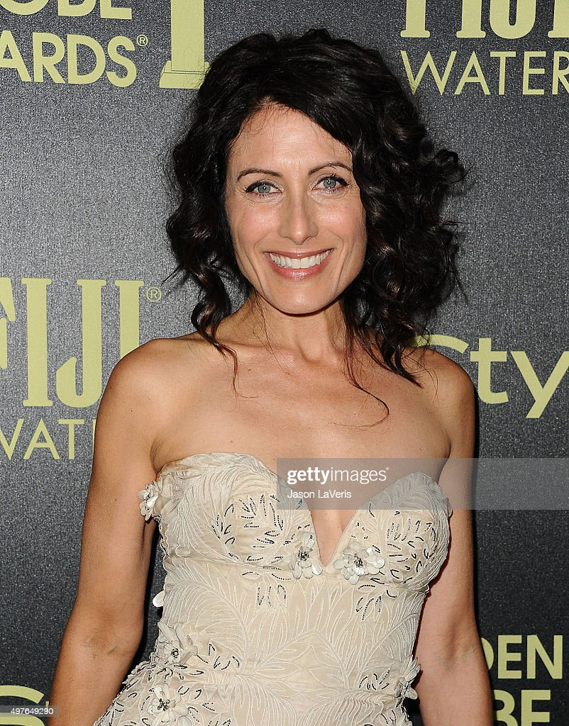 Actress Lisa Edelstein attends the Hollywood Foreign Press Association and InStyle's celebration of the 2016 Golden Globe award season at Ysabel on...