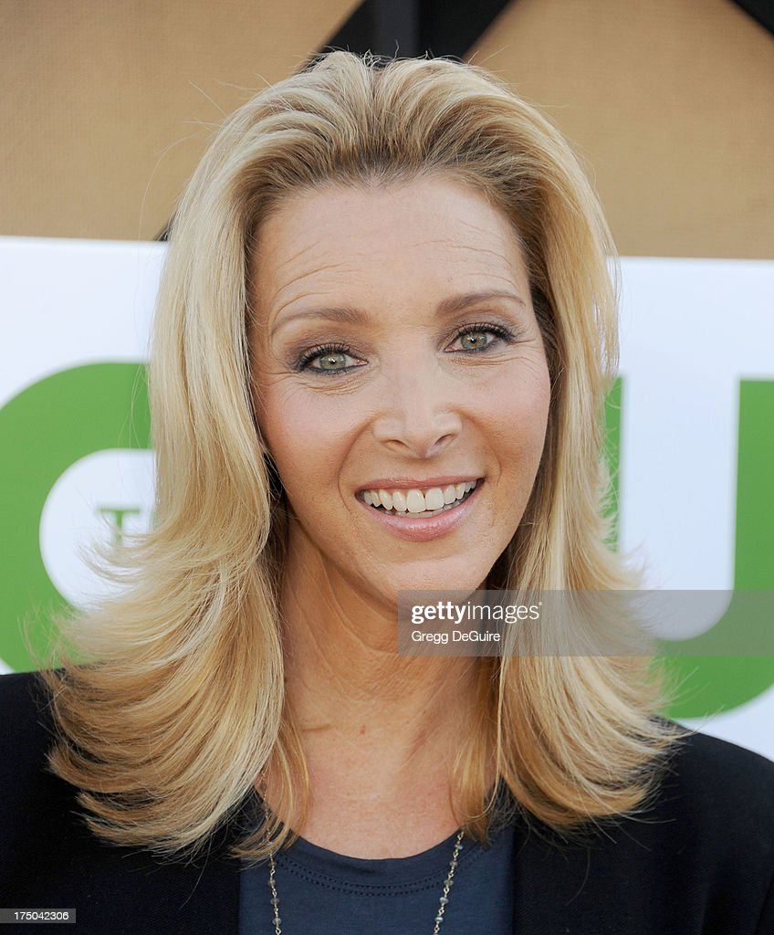 Actress <a gi-track='captionPersonalityLinkClicked' href=/galleries/search?phrase=Lisa+Kudrow&family=editorial&specificpeople=202079 ng-click='$event.stopPropagation()'>Lisa Kudrow</a> arrives at the CBS/CW/Showtime Television Critic Association's summer press tour party at 9900 Wilshire Blvd on July 29, 2013 in Beverly Hills, California.