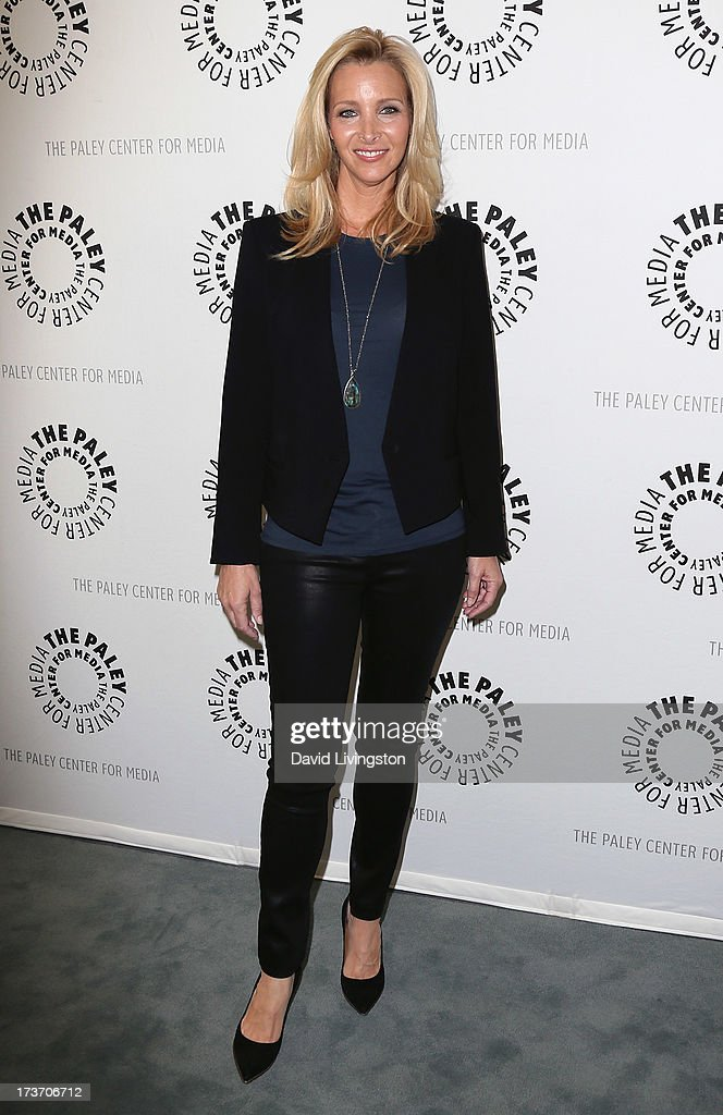 Actress Lisa Kudrow attends 'An Evening with Web Therapy: The Craze Continues...' presented by The Paley Center for Media at The Paley Center for Media on July 16, 2013 in Beverly Hills, California.
