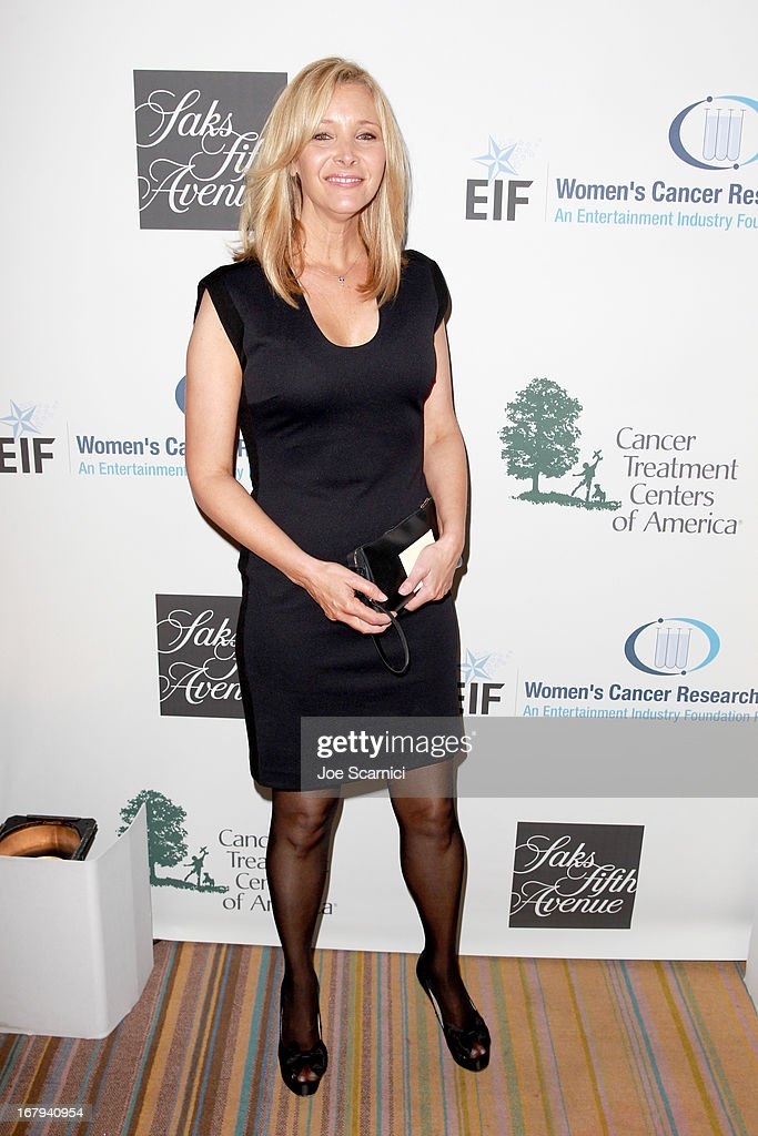 "Actress Lisa Kudrow attends EIF Women's Cancer Research Fund's 16th Annual ""An Unforgettable Evening"" presented by Saks Fifth Avenue at the Beverly Wilshire Four Seasons Hotel on May 2, 2013 in Beverly Hills, California."