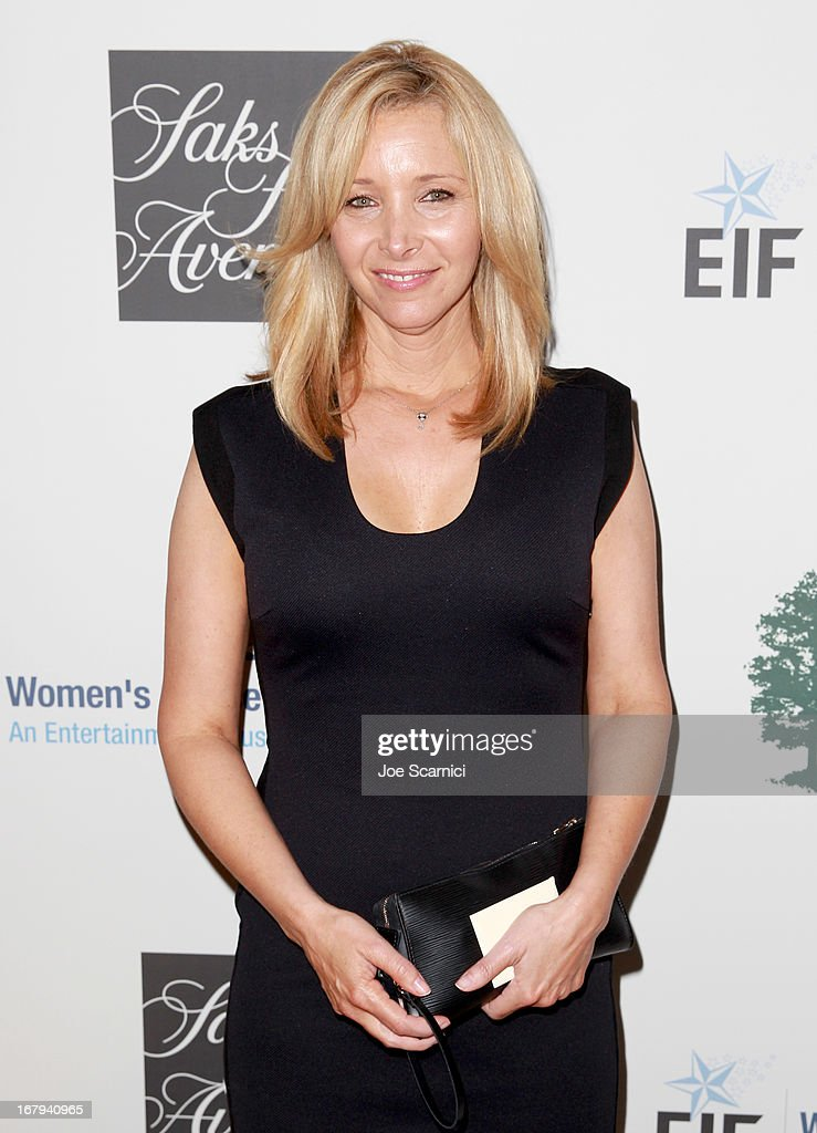 """Actress Lisa Kudrow attends EIF Women's Cancer Research Fund's 16th Annual """"An Unforgettable Evening"""" presented by Saks Fifth Avenue at the Beverly Wilshire Four Seasons Hotel on May 2, 2013 in Beverly Hills, California."""