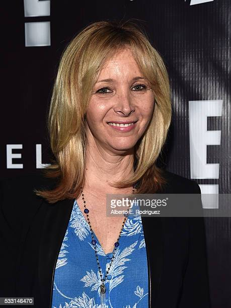 Actress Lisa Kudrow attends PS Arts' The pARTy at NeueHouse Hollywood on May 20 2016 in Los Angeles California
