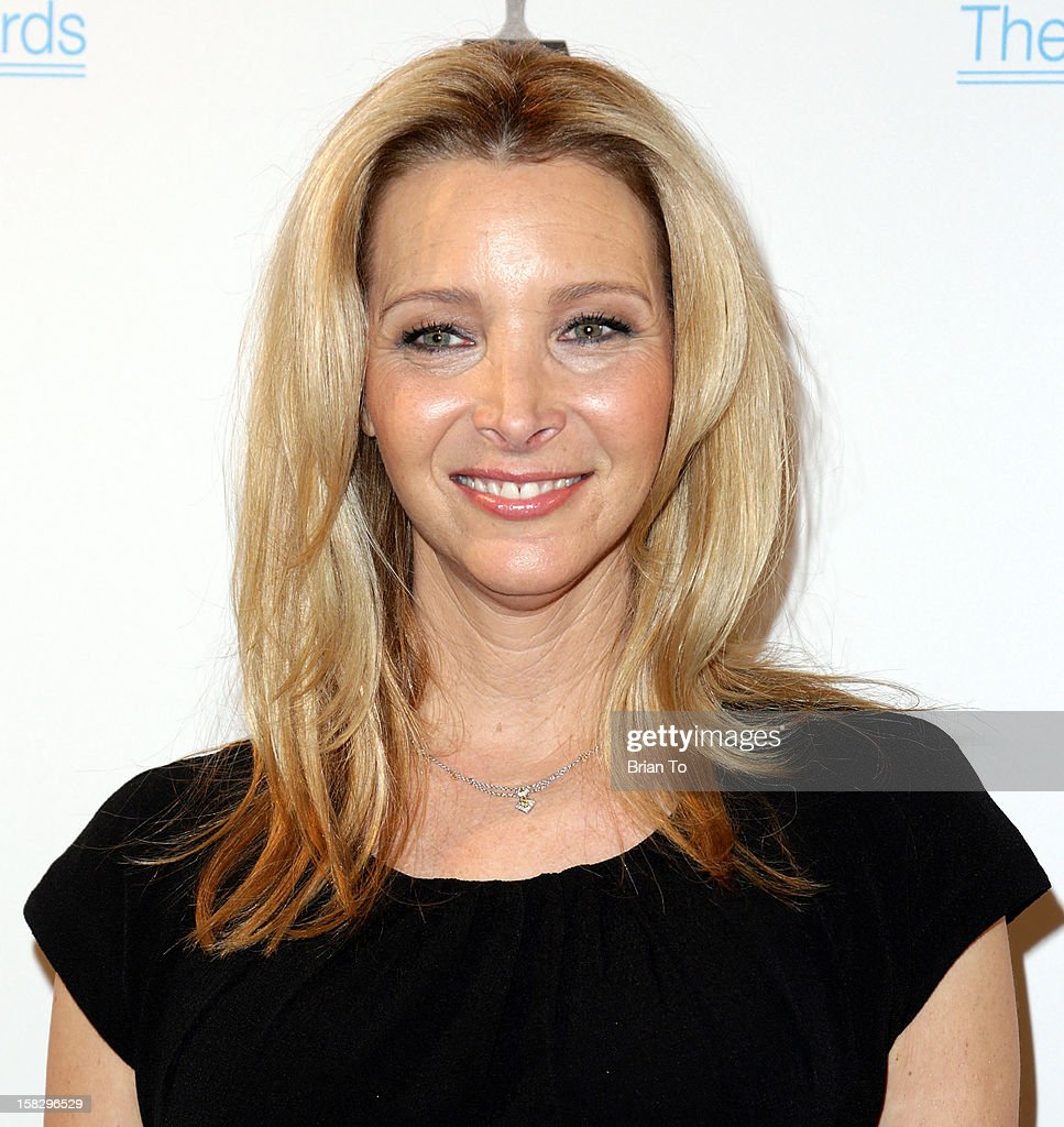 Actress Lisa Kudrow attends The 14th a annual Women's Image Network (WIN) awards at Paramount Theater on the Paramount Studios lot on December 12, 2012 in Hollywood, California.
