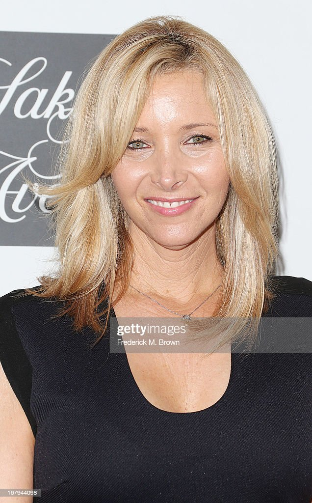 Actress Lisa Kudrow attends the EIF Women's Cancer Research Fund's 16th Annual 'An Unforgettable Evening' presented by Saks Fifth Avenue at the Beverly Wilshire Four Seasons Hotel on May 2, 2013 in Beverly Hills, California.