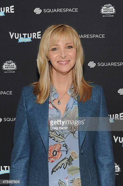 Actress Lisa Kudrow attends the Vulture Festival At Milk Studios on May 31 2015 in New York City