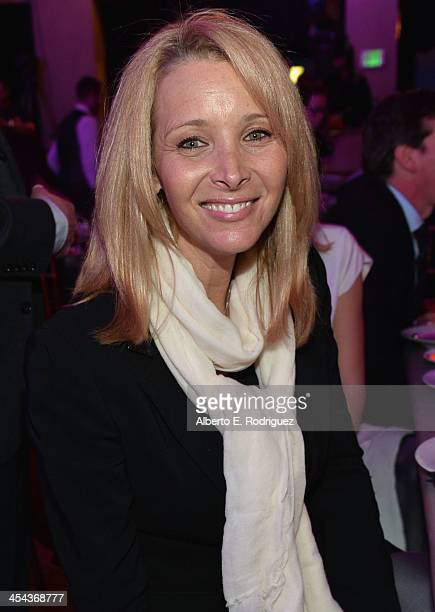 Actress Lisa Kudrow attends 'TrevorLIVE LA' honoring Jane Lynch and Toyota for the Trevor Project at Hollywood Palladium on December 8 2013 in...