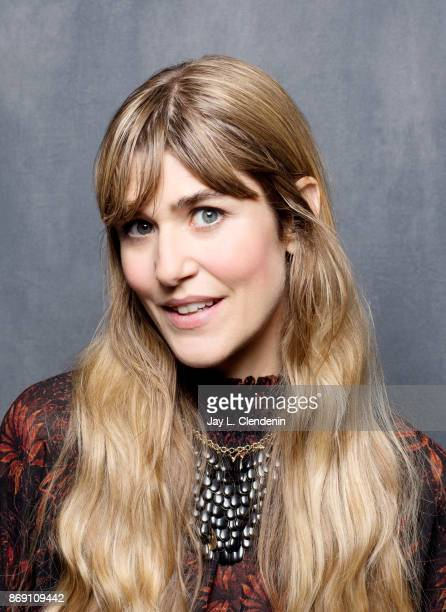 Actress Lisa Langseth from the film 'Euphoria' pose for a portrait at the 2017 Toronto International Film Festival for Los Angeles Times on September...