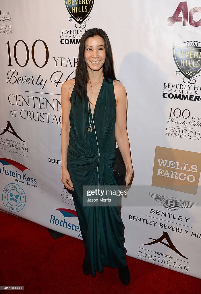 Actress Lisa Ling attends the