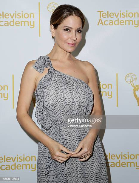 Actress Lisa Locicero attends the Television Academy Daytime Emmy Nominee reception at The London West Hollywood on June 19 2014 in West Hollywood...