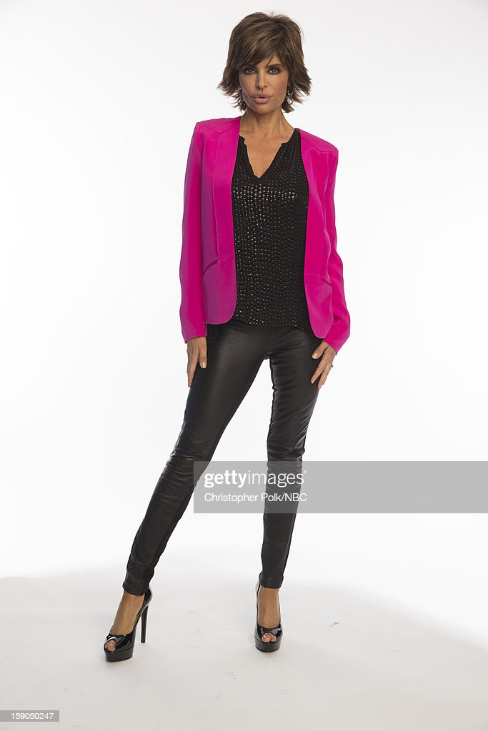 Actress Lisa Rinna attends the NBCUniversal 2013 TCA Winter Press Tour at The Langham Huntington Hotel and Spa on January 6, 2013 in Pasadena, California.