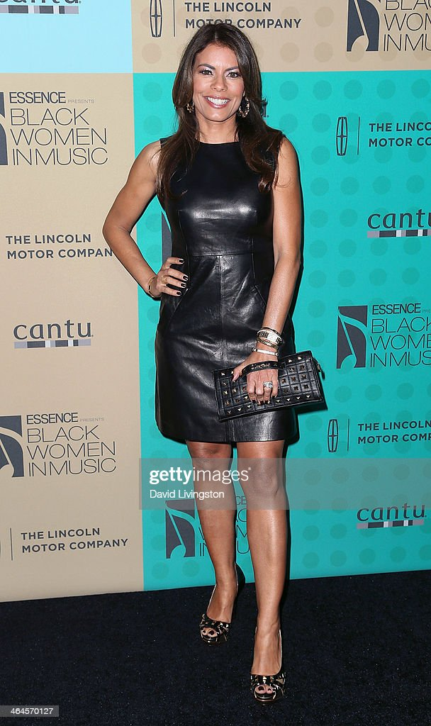Actress <a gi-track='captionPersonalityLinkClicked' href=/galleries/search?phrase=Lisa+Vidal&family=editorial&specificpeople=665925 ng-click='$event.stopPropagation()'>Lisa Vidal</a> attends Essence Magazine's 5th Annual Black Women in Music event at 1 OAK on January 22, 2014 in West Hollywood, California.