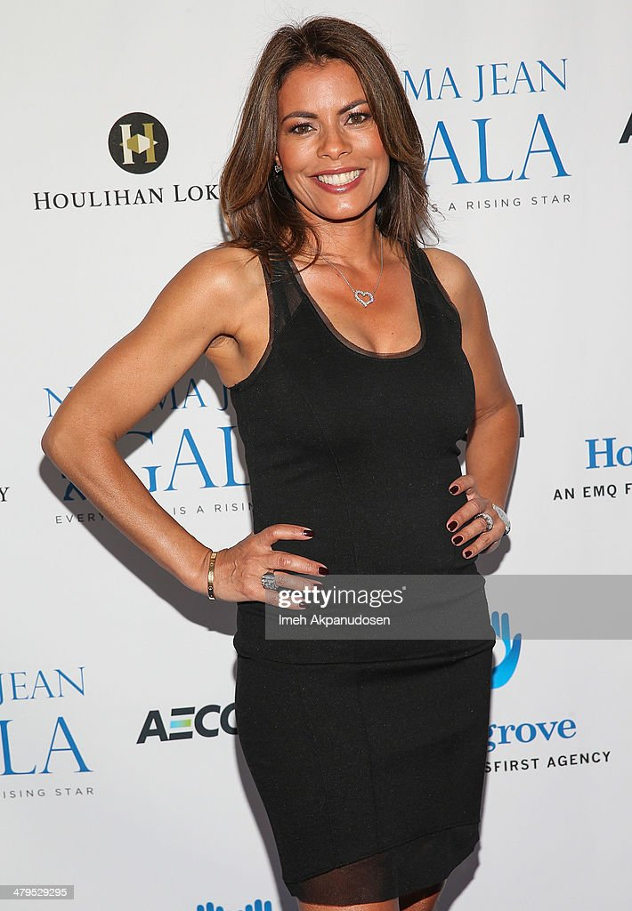 Actress <a gi-track='captionPersonalityLinkClicked' href=/galleries/search?phrase=Lisa+Vidal&family=editorial&specificpeople=665925 ng-click='$event.stopPropagation()'>Lisa Vidal</a> attends the 2nd Annual Norma Jean Gala at The Paley Center for Media on March 18, 2014 in Beverly Hills, California.