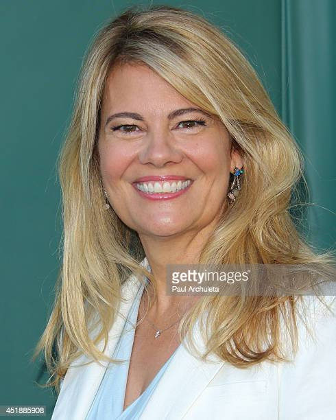 Actress Lisa Whelchel attends the Hallmark Channel and Hallmark Movie Channel's 2013 Summer TCA Party on July 8 2014 in Beverly Hills California