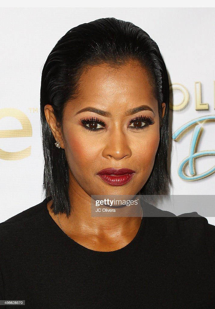 Actress Lisa Wu attends the premiere party for TV One's 'Hollywood Divas' at OHM Nightclub on October 7 2014 in Hollywood California