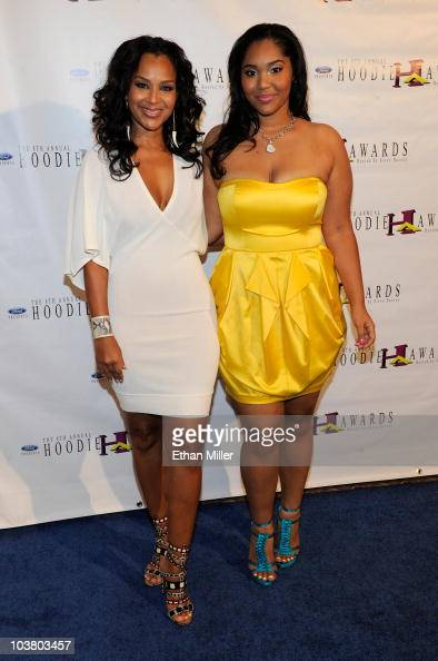 Lisa Raye Mccoy Daughter Stock Photos and Pictures | Getty ...