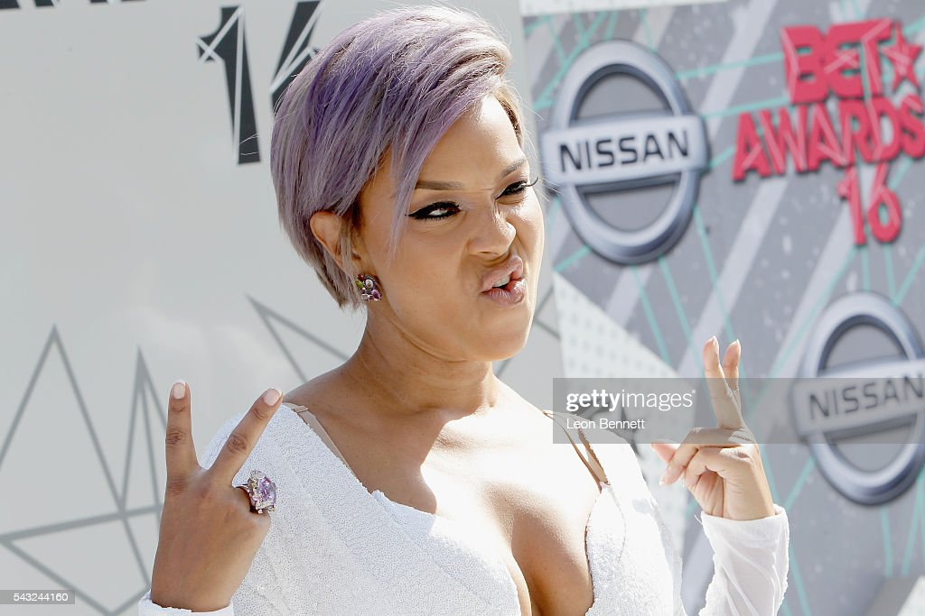 Actress LisaRaye attends the Make A Wish VIP Experience at the 2016 BET Awards on June 26, 2016 in Los Angeles, California.