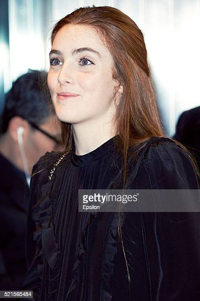 Actress Liv Freundlich attends the 'Wolves' premiere during 2016 Tribeca Film Festival at SVA Theatre on April 15 2016 in New York City