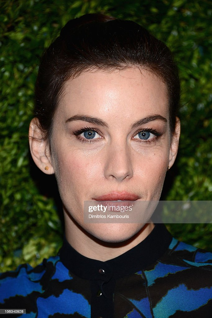 Actress Liv Tyler attends The Ninth Annual CFDA/Vogue Fashion Fund Awards at 548 West 22nd Street on November 13, 2012 in New York City.