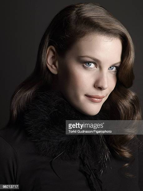Actress Liv Tyler poses at a portrait session for Madame Figaro Magazine in 2006 CREDIT MUST READ Torkil Gudnason/Figarophoto/Contour by Getty Images