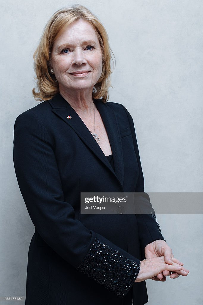 Actress Liv Ullman is photographed for a Portrait Session at the 2014 Toronto Film Festival on September 4, 2014 in Toronto, Ontario.