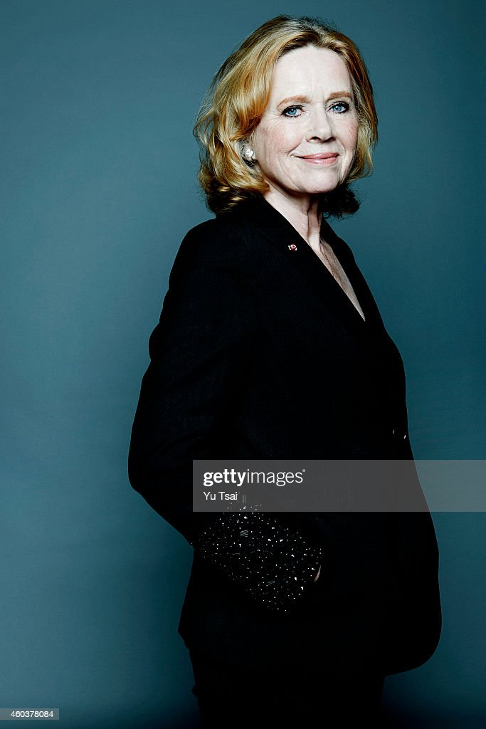 Actress Liv Ullmann is photographed at the Toronto Film Festival for Variety on September 6, 2014 in Toronto, Ontario.