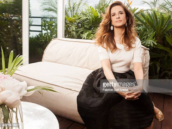 Actress Livia Giuggioli is photographed for Vanity Fair Italy on May 15 2014 in Cannes France