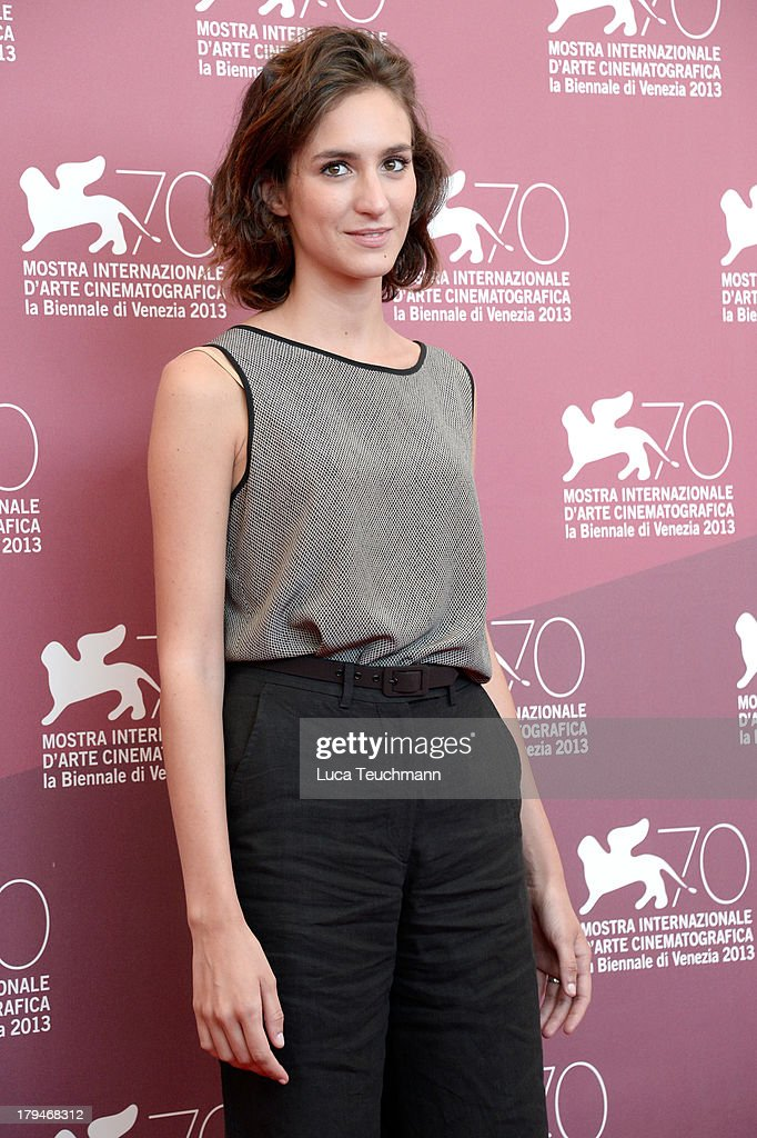 Actress Livia Rossi attends 'L'Intrepido' Photocall during the 70th Venice International Film Festival at Palazzo del Casino on September 4, 2013 in Venice, Italy.