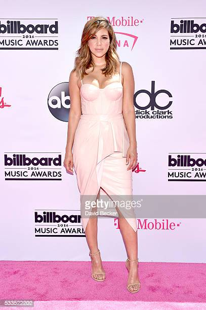 Actress Liz Hernandez attends the 2016 Billboard Music Awards at TMobile Arena on May 22 2016 in Las Vegas Nevada