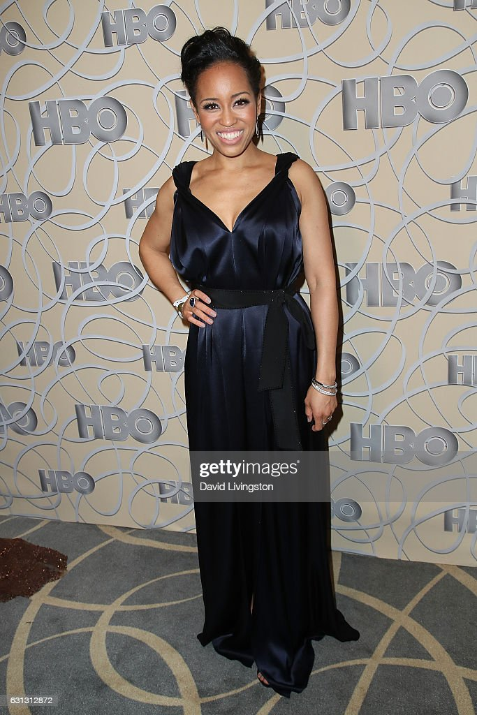 Actress Liza Koshy arrives at HBO's Official Golden Globe Awards after party at the Circa 55 Restaurant on January 8, 2017 in Los Angeles, California.