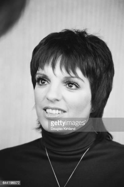 Actress Liza Minnelli