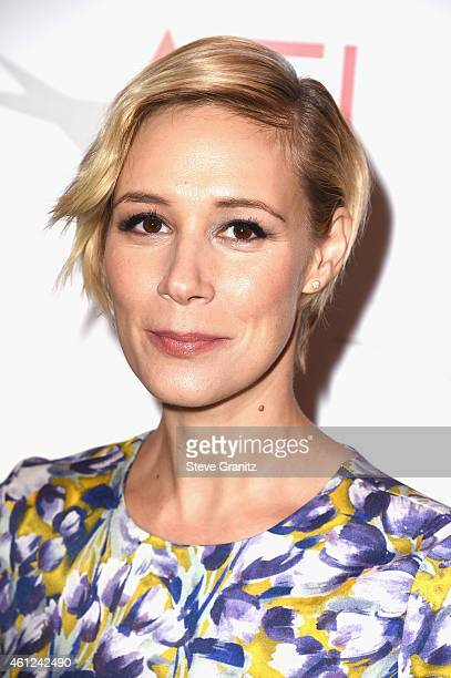 Actress Liza Weil attends the 15th Annual AFI Awards at Four Seasons Hotel Los Angeles at Beverly Hills on January 9 2015 in Beverly Hills California
