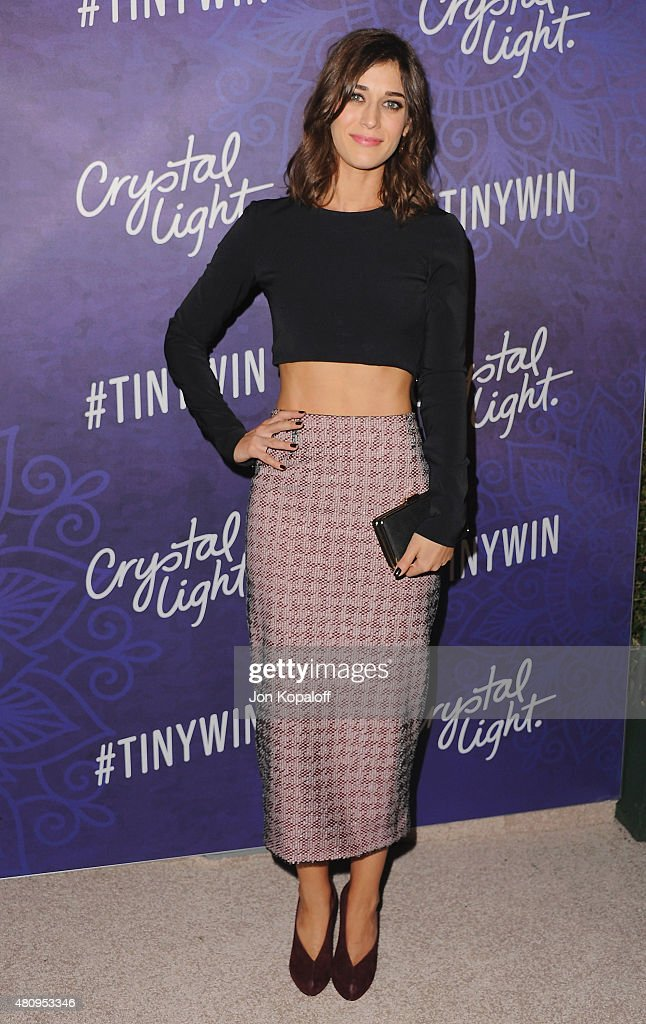 Actress <a gi-track='captionPersonalityLinkClicked' href=/galleries/search?phrase=Lizzy+Caplan&family=editorial&specificpeople=599560 ng-click='$event.stopPropagation()'>Lizzy Caplan</a> arrives at Variety And Women In Film Annual Pre-Emmy Celebration at Gracias Madre on August 23, 2014 in West Hollywood, California.