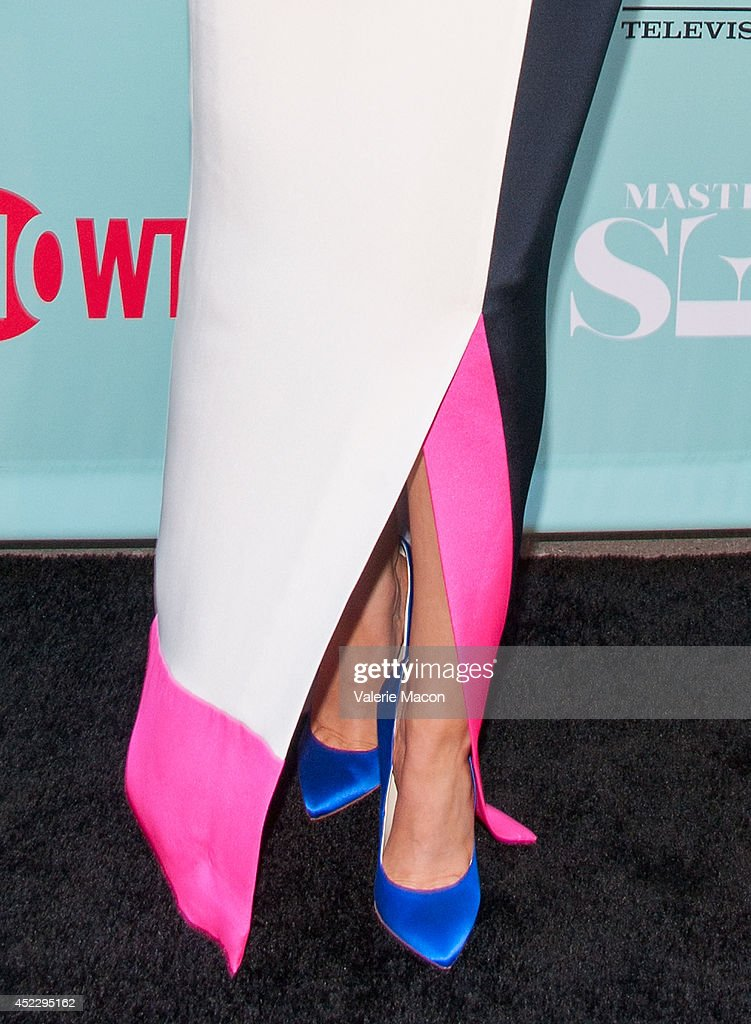Actress Lizzy Caplan attends Showtime's 'Masters Of Sex' Season 2 - 2014 Summer TCA Press Tour Event at Sony Pictures Studios on July 16, 2014 in Culver City, California.