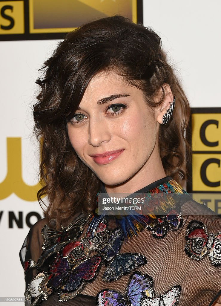 Actress <a gi-track='captionPersonalityLinkClicked' href=/galleries/search?phrase=Lizzy+Caplan&family=editorial&specificpeople=599560 ng-click='$event.stopPropagation()'>Lizzy Caplan</a> attends the 4th Annual Critics' Choice Television Awards at The Beverly Hilton Hotel on June 19, 2014 in Beverly Hills, California.