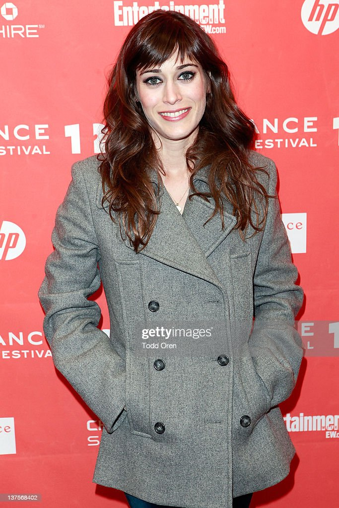Actress Lizzy Caplan attends the 'Save The Date' premiere during the 2012 Sundance Film Festival held at Library Center Theater on January 22, 2012 in Park City, Utah.