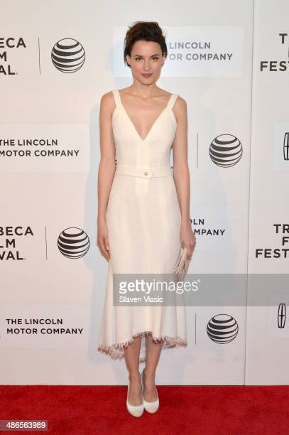 Actress Loan Chabanol attends the 'Third Person' Premiere during the 2014 Tribeca Film Festival at BMCC Tribeca PAC on April 24 2014 in New York City
