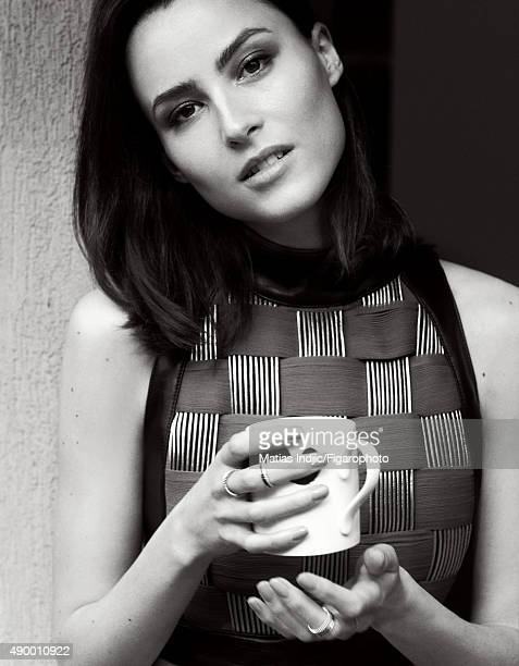 Actress Loan Chabanol is photographed for Madame Figaro on May 16 2015 in Paris France Top rings PUBLISHED IMAGE CREDIT MUST READ Matias...