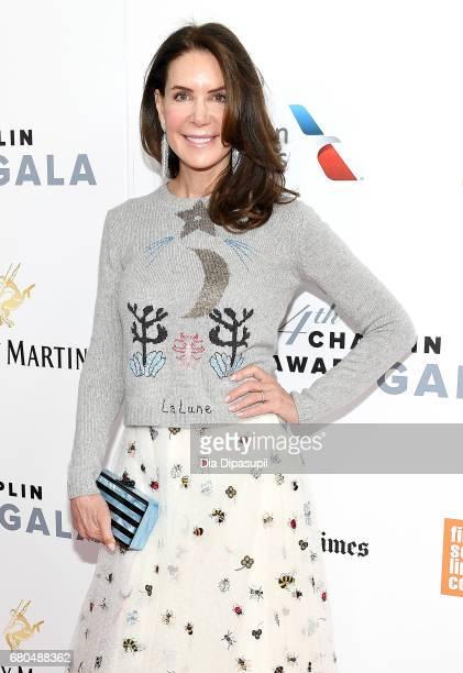Actress Lois Robbins attends the 44th Chaplin Award Gala at David H Koch Theater at Lincoln Center on May 8 2017 in New York City