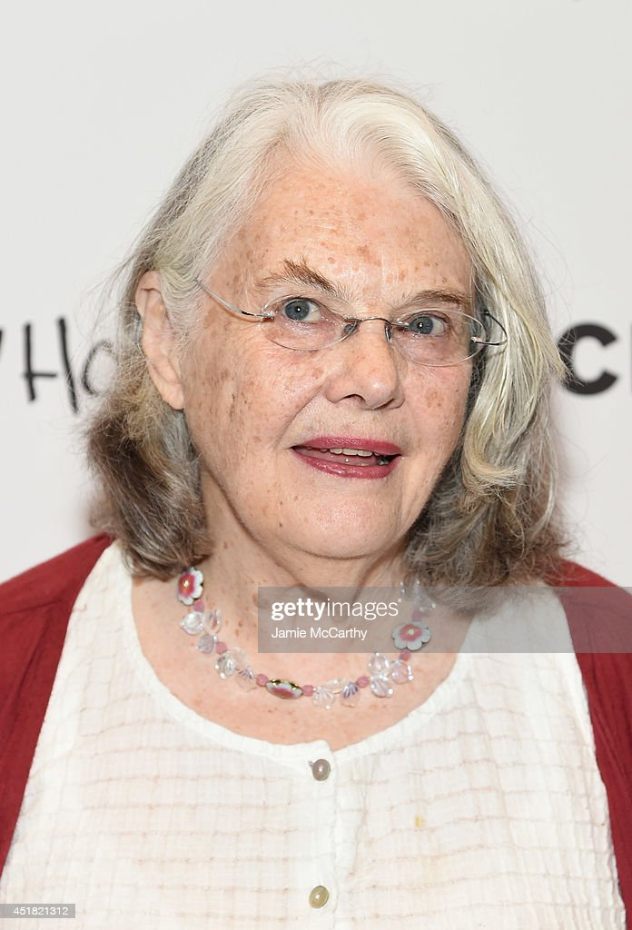Actress Lois Smith attends the 'Boyhood' New York premiere at Museum of Modern Art on July 7 2014 in New York City