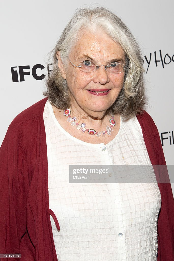 Actress Lois Smith attends the 'Boyhood' New York premiere at the Museum of Modern Art on July 7 2014 in New York City