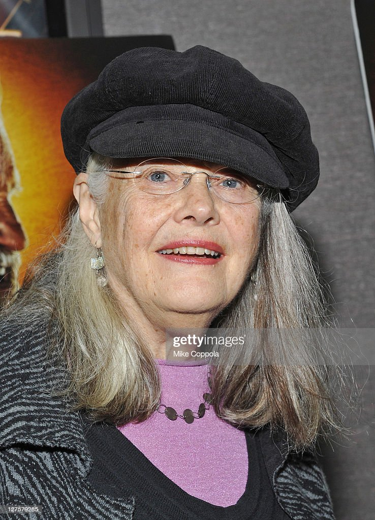 Actress Lois Smith attends the premiere of 'Blackthorn' at Cinema 2 on September 29 2011 in New York City