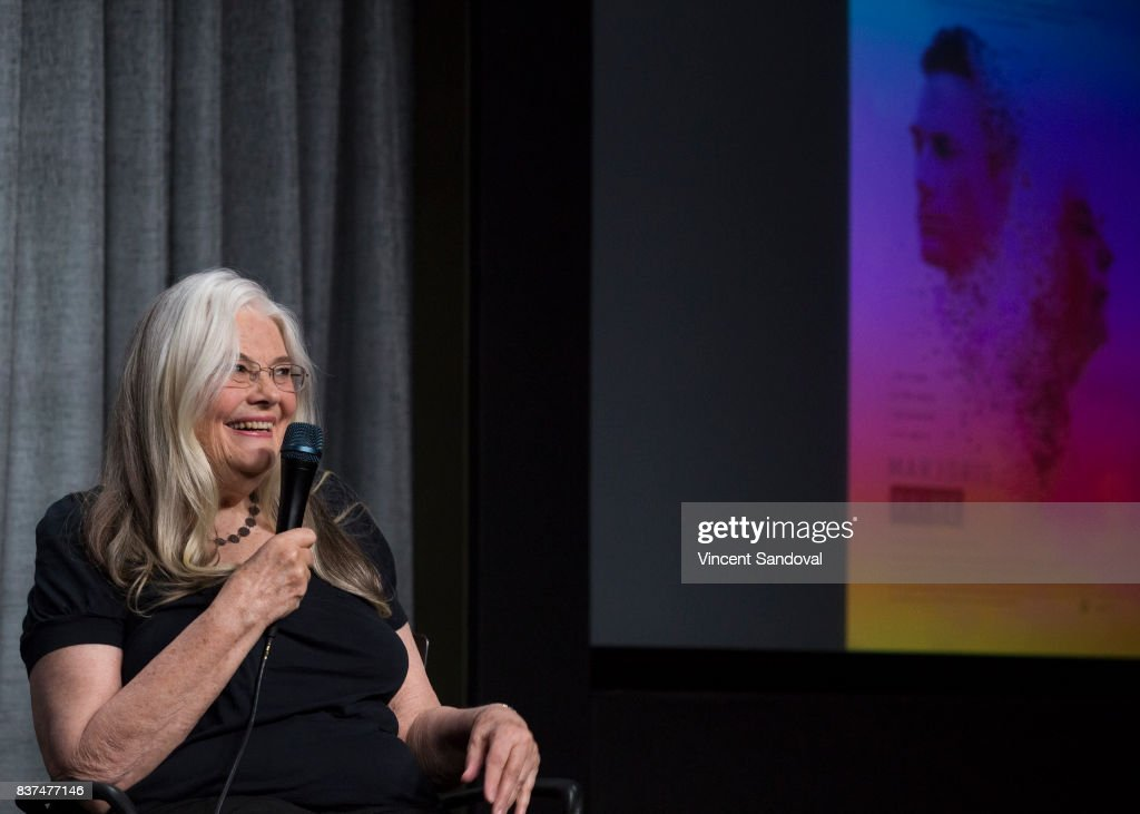 Actress Lois Smith attneds SAG-AFTRA Foundation Conversations with 'Marjorie Prime' at SAG-AFTRA Foundation Screening Room on August 22, 2017 in Los Angeles, California.