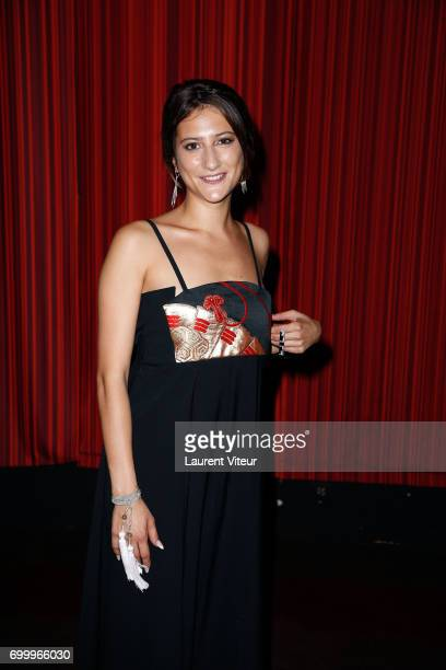 Actress Lola Creton attend Closing Ceremony of 6th Champs Elysees Film Festival on June 22 2017 in Paris France