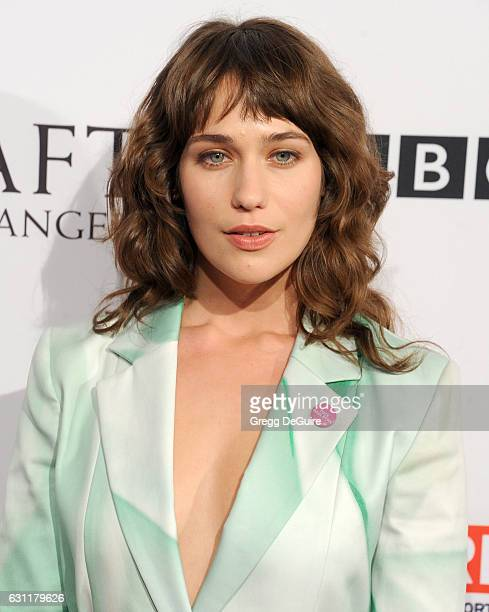 Actress Lola Kirke arrives at The BAFTA Tea Party at Four Seasons Hotel Los Angeles at Beverly Hills on January 7 2017 in Los Angeles California